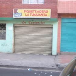 Piqueteadero La Tunjuanita en Bogotá