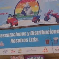 Representaciones y Distribuciones Nosotros LTDA RDN en Bogotá