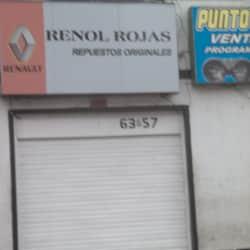 Renol Rojas en Bogotá
