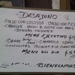 Restaurante Fogon Santafereño en Bogotá