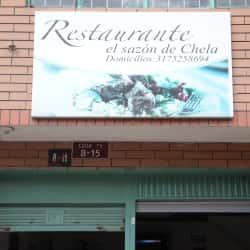 Restaurante El Sazón de Chela en Bogotá