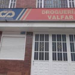 Droguería Valfar Calle 91 en Bogotá