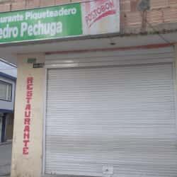Restaurante y Piqueteadero Pedro Pechuga en Bogotá