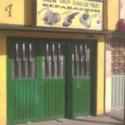 Electro Gomez en Bogotá