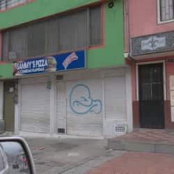 Sammy´s pizza en Bogotá