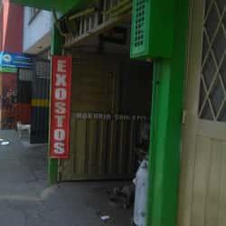 Exostos Calle 72 - 74 en Bogotá