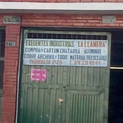Exedentes Industriales la Llanera en Bogotá