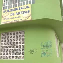 Fabrica de Arepas en Bogotá
