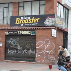 Rico Broaster & Parrilla en Bogotá