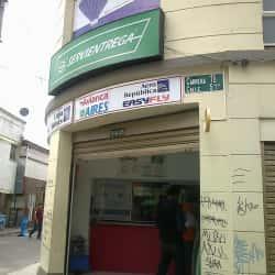 Servientrega Chapinero Carrera 16 en Bogotá