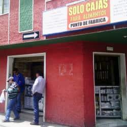 Solo Cajas Para Alimentos en Bogotá