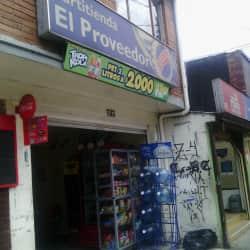 Surtitienda El Proveedor en Bogotá