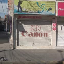 Foto Canon en Bogotá