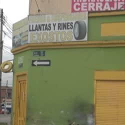 Frenos & Suspensiones en Bogotá