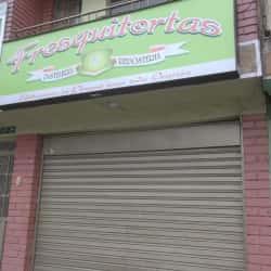 Fresquitortas en Bogotá