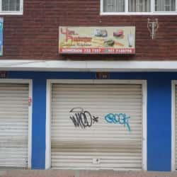 Yiorc Hamburguer en Bogotá