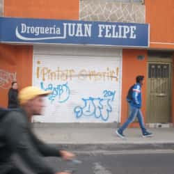 Drogueria Juan Felipe en Bogotá