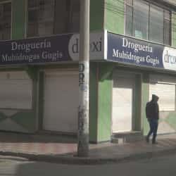 Drogueria Multidrogas Gugis en Bogotá