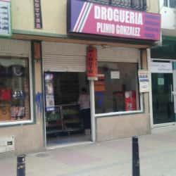 Drogueria Plinio Gonzalez en Bogotá