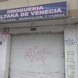 Drogueria Sultana  de Venecia en Bogotá