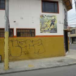 El Rincon del Patin en Bogotá