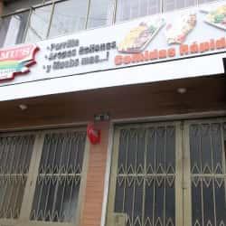 Famu´s Ricuras en Bogotá