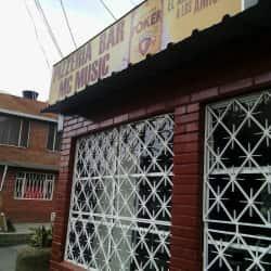 Pizzeria Bar Mc Music en Bogotá