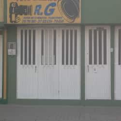 Foto Galindo R.G en Bogotá