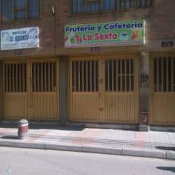 Fruteria y Cafeteria La Sexta en Bogotá