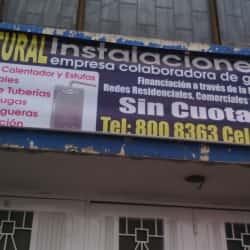 Gas Natural Instalaciones en Bogotá