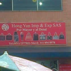 Hong Yun Trade en Bogotá