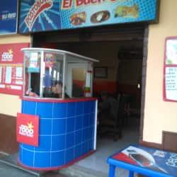 Restaurante El Buen Sazón Calle 3  en Bogotá
