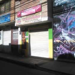 Restaurante El Buen Sabor Calle 15 Con 6A en Bogotá