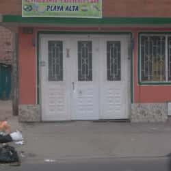 Restaurante Playa Alta  en Bogotá