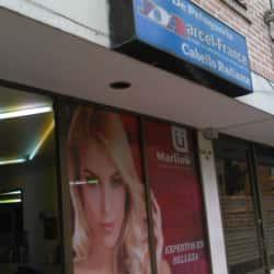 Salon de Peluqueria Marcel France Cabello Radiante en Bogotá