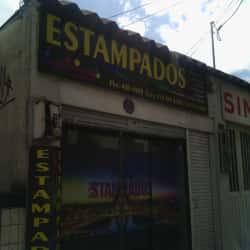 Imprimiendo Estampados en Bogotá