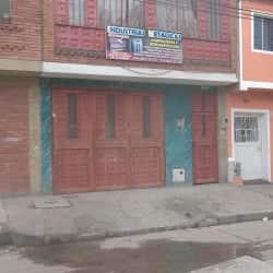 Industrias Metalicas Barragan en Bogotá