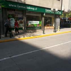 Farmacias Knop - Av. Providencia / Santa Magdalena en Santiago