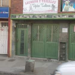Lechona y Tamales Tipico Tolima en Bogotá