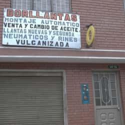 Dorllantas en Bogotá