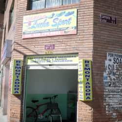Lucho sports en Bogotá