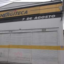 Energiteca  7 De Agosto en Bogotá