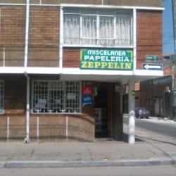 Miscelania Y Papeleria Zeppelin en Bogotá