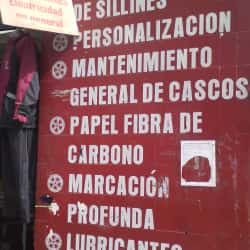 Motolujos Punto 13 en Bogotá