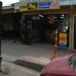 Motocar's De la 7 en Bogotá