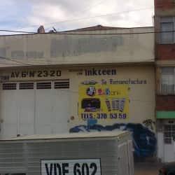 Inkteen en Bogotá
