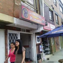 La Fonda Paisa de Amanda en Bogotá