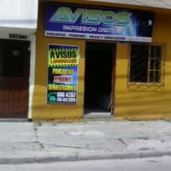 Publicidad Createc en Bogotá