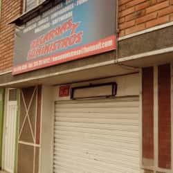 Recargas y Suministros en Bogotá