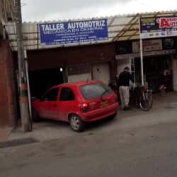 Taller Automotriz en Bogotá